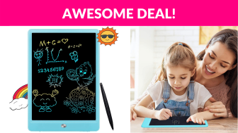 FLUESTON LCD Writing Tablet