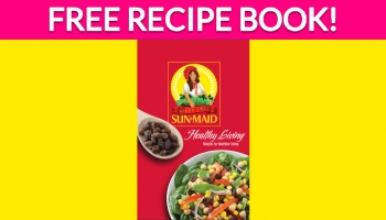 Free Sun-Maid Recipe Booklets!