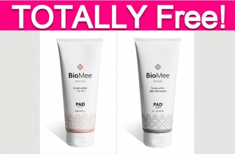 Free Full-Size biomee Skincare!