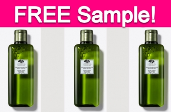 Free Sample by Mail of Origins Mist!