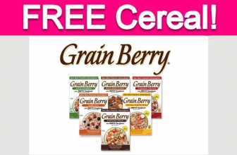 Free Grain Berry Cereal!
