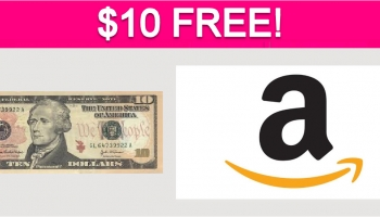 $10 FREE at Amazon!