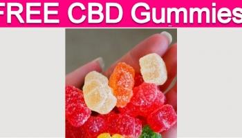 Free Organic CBD Gummies!