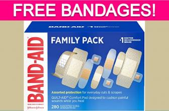 Free Bandages for Children's Hospital Week!
