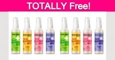 Free Hand Sanitizer!