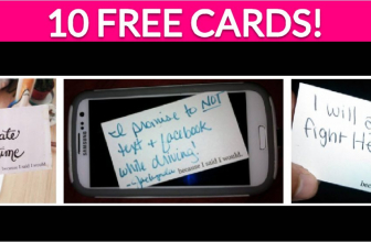 10 Free Promise Cards!