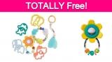 Free Infantino Baby Teething Toy!