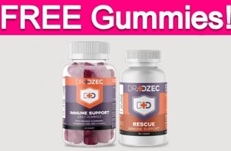 Free Sample of Immune Support Gummies!