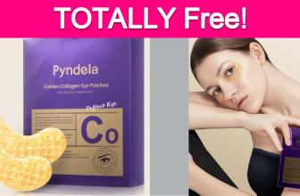 Free Collagen Eye Patches!