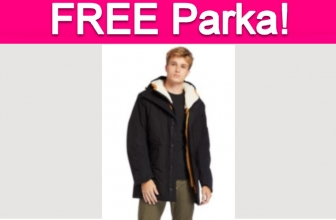 Possible Free Men's Timberland Parka!