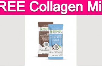Possible Free Collagen Drink Mix!