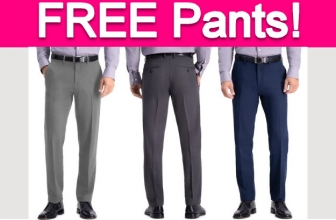 Possible Free Men's Pants!