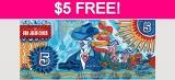 Free $5 Venmo Cash!