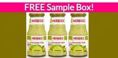 Free Herdez Salsa Sample Box!