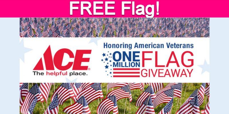 Free American Flag!