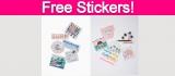 Free Billabong Stickers!