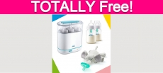 Possible Free Philips Avent Baby Products!