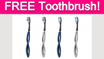 Possible Free Colgate Toothbrush!
