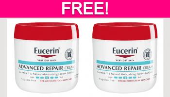 Possible Free Skin Repairing Cream!