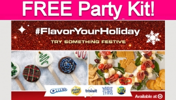 Free Nabisco Products AND a FREE $10 Target Gift Card!