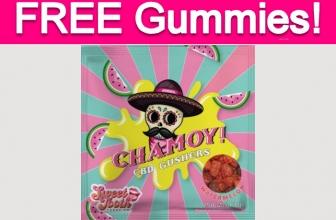 Free Sweet Tooth Candy Company Gummies!