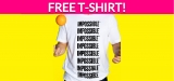 Free Impossible T-Shirt!