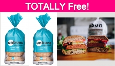 Free Unbun Foods Vegan Buns!