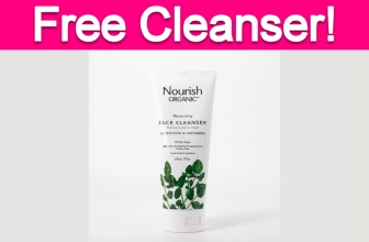 Possible Totally Free Organic Face Cleanser!