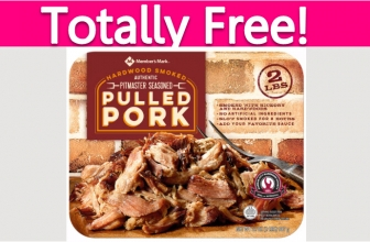 Possible Free Member's Mark Pulled Pork & Chicken!