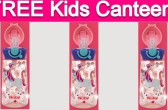 Possible Free Nuby Children's Water Bottle!