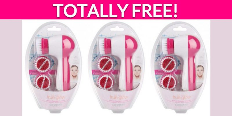FREE Conair Facial Cleansing Brush!
