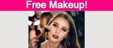 Free Makeup & Amazon Gift Card!