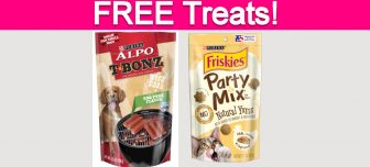 Possible Free Purina Dog or Cat Treats!