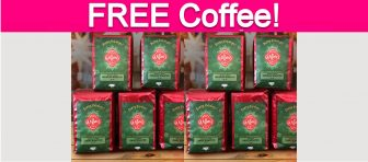 Free Willows Coffee Sample!