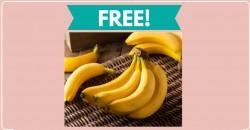 FREE Bananas at Walmart ! So Easy!