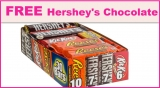 Get a FREE Box of Hershey's Chocolate ! { Perfect For Easter Baskets }