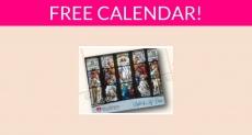Free 2020 Catholic Art Calendar!