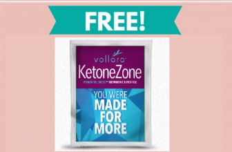 FREE Ketone Zone Supplement Sample By Mail !