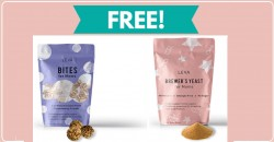 FREE LEVA Bites Samples By Mail !