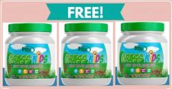 FREE Organics Family Grass Kids Whey Powder Sample !