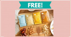 Possible FREE Sample By Mail of RX Nut Butter