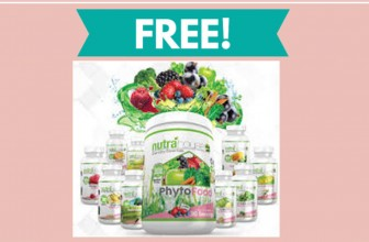 FREE Sample by Mail of PhytoFood Superfood Drink Mix