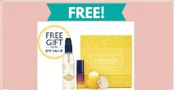 FREE Skincare Gift at L'OCCITANE ! No Purchase Necessary!
