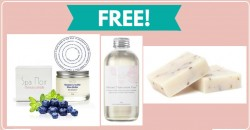 FREE Spa Noir Beauty Cocktail Sample by mail.