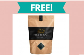 FREE Hardy Coffee Sample