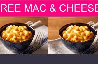 FREE Mac & Cheese (Bob Evans)