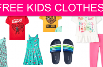 FREE Clothes at Children's Place! *Back to School Shopping!*
