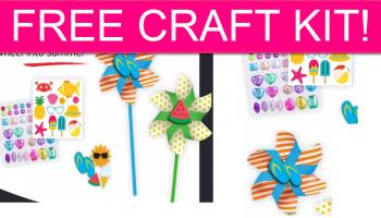 FREE Kids Craft Kit!