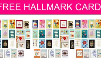 FREE Hallmark (Custom!) Sign & Send Card!