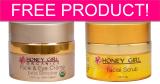 FREE Full Size Honey Girl Organics Product!
